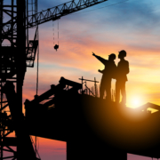 Baustelle Bürgschaften Menschen am Bau